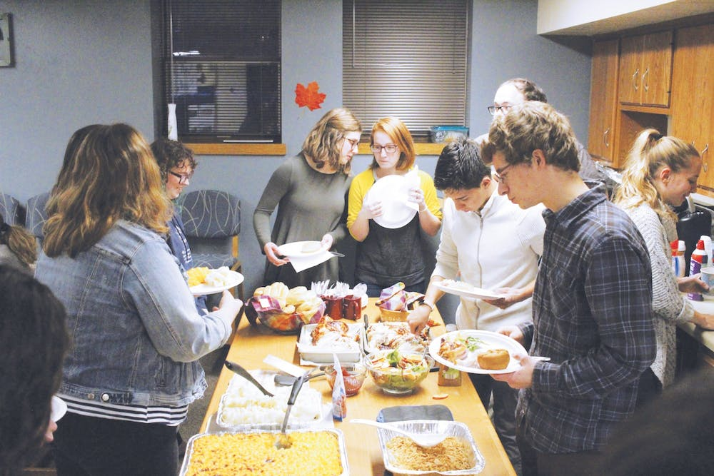Thanksgiving Unites Believers in Fellowship