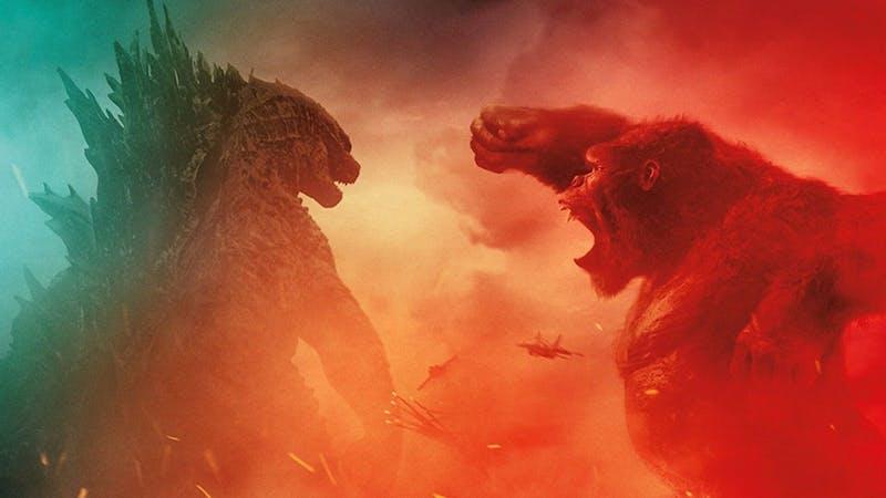 """Godzilla vs. Kong"" showcased on Mar. 31, 2021. (Photo provided by Tech Radar)."