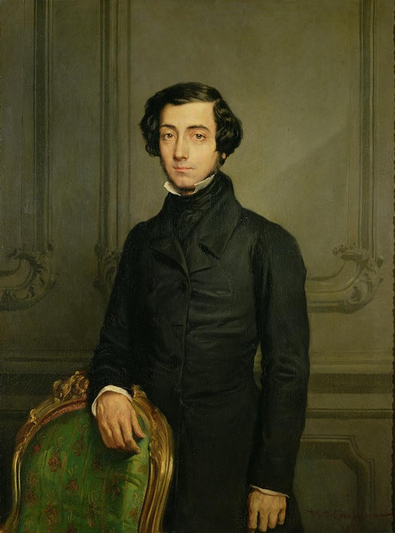 Alexis de Tocqueville is a political scientist known primarily for his analyses of the politics and social systems of the United States.
