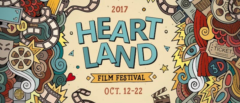 This years Heartland Film Festival poster. (Photograph provided by Heartland Film Festival)