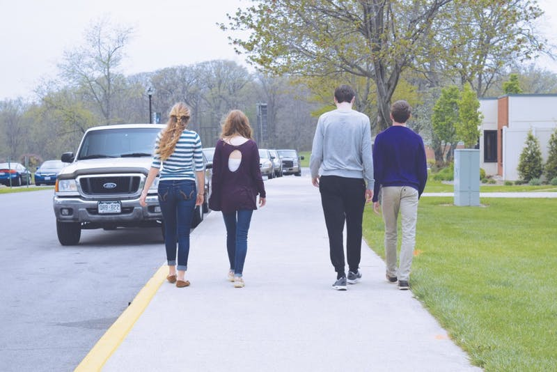 Students navigate the Freshman Frenzy in search of love.