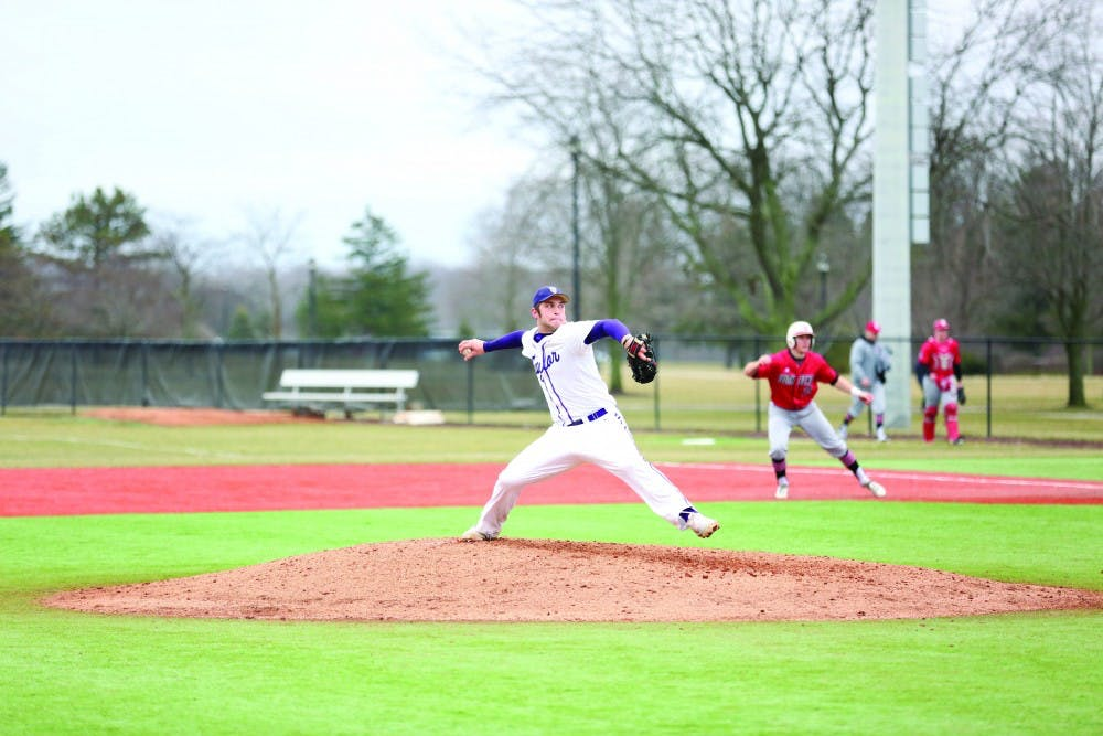 Baseball beginning to hit their stride
