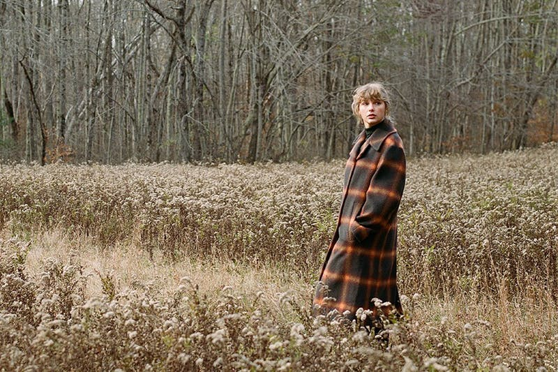 "Taylor Swift released her album, ""Evermore,"" on Dec. 11. (Photo provided by New York Post)."