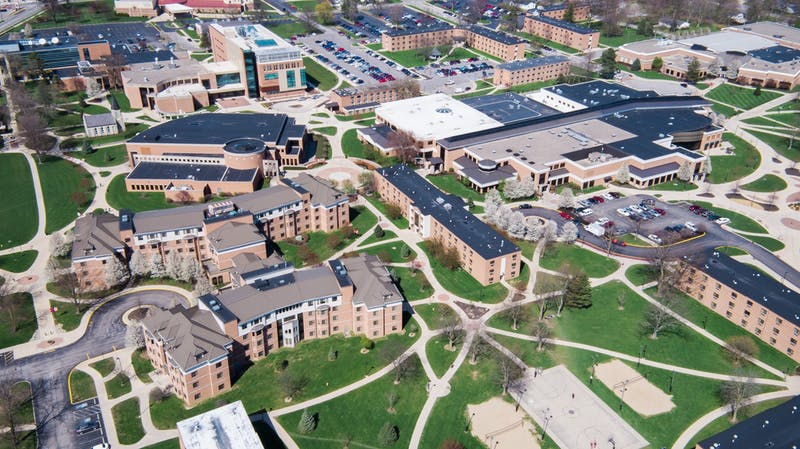 Indiana Wesleyan University currently has 336 students in quarantine as of Nov. 4.