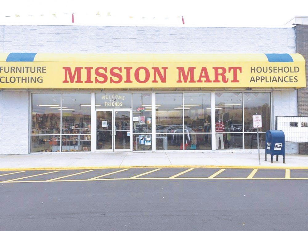 Thrift store moves location