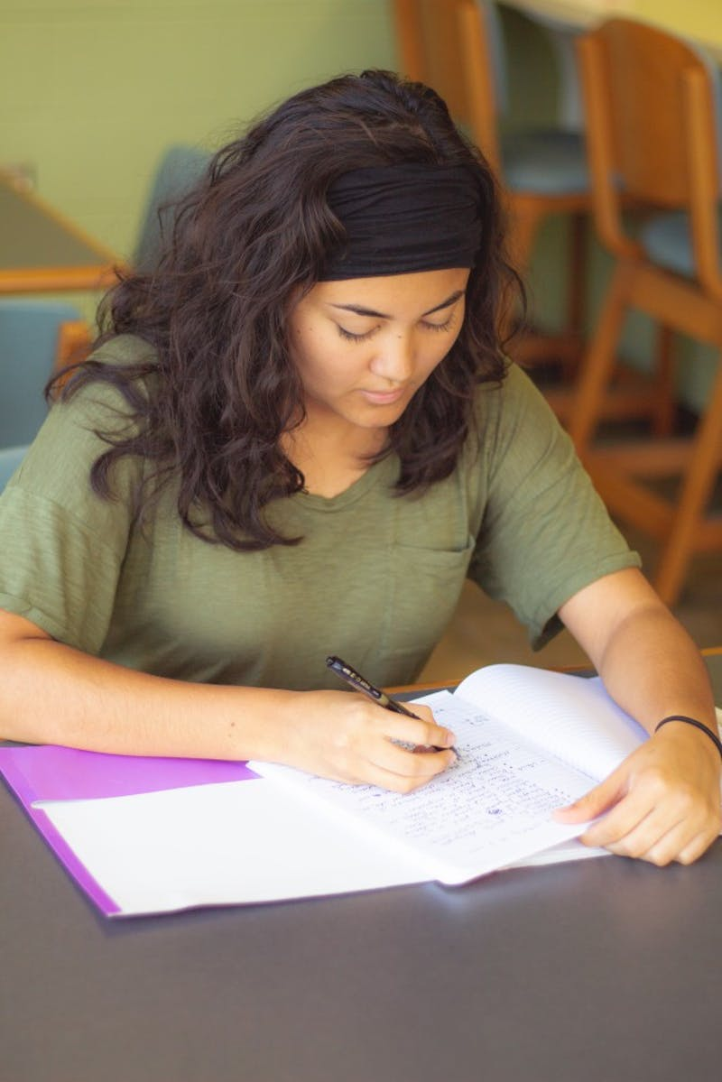Sophomore Victoria Lawson has had to learn how to overcome the struggles that dyscalculia, a common learning disorder, brings to her daily life.