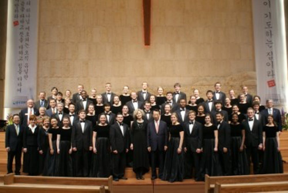 Taylor Chorale celebrates 23 years of musical excellence