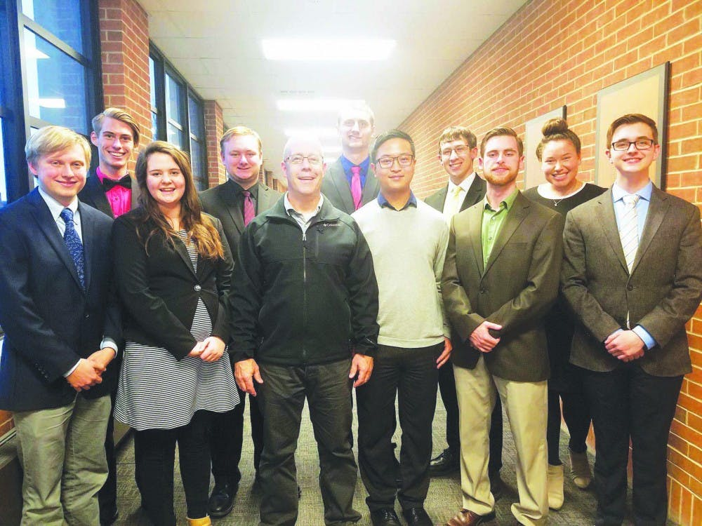 Ethics team qualifies for national competition