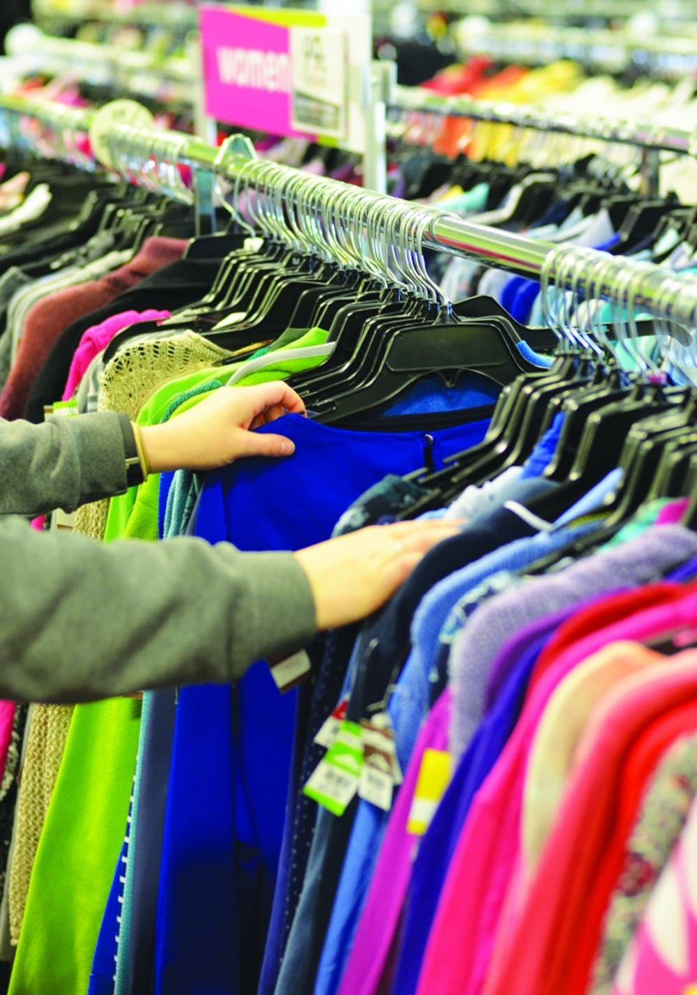 Nifty thrifting: A guide to clothes on a budget