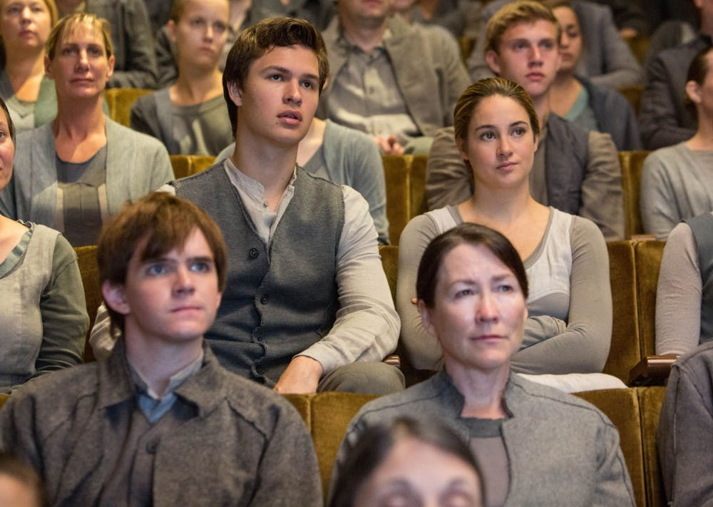'Divergent' film: better than the book