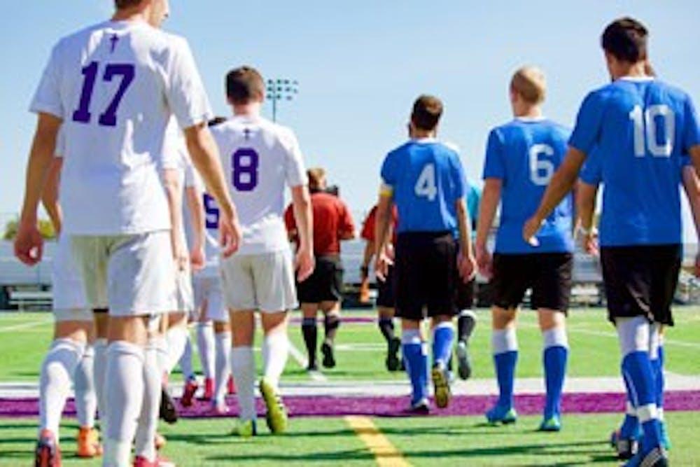 Junior varsity team added to men's soccer program