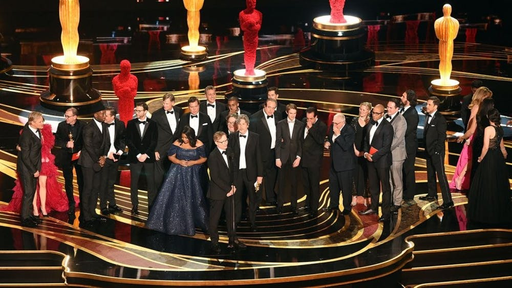 Everything you missed during the Oscars