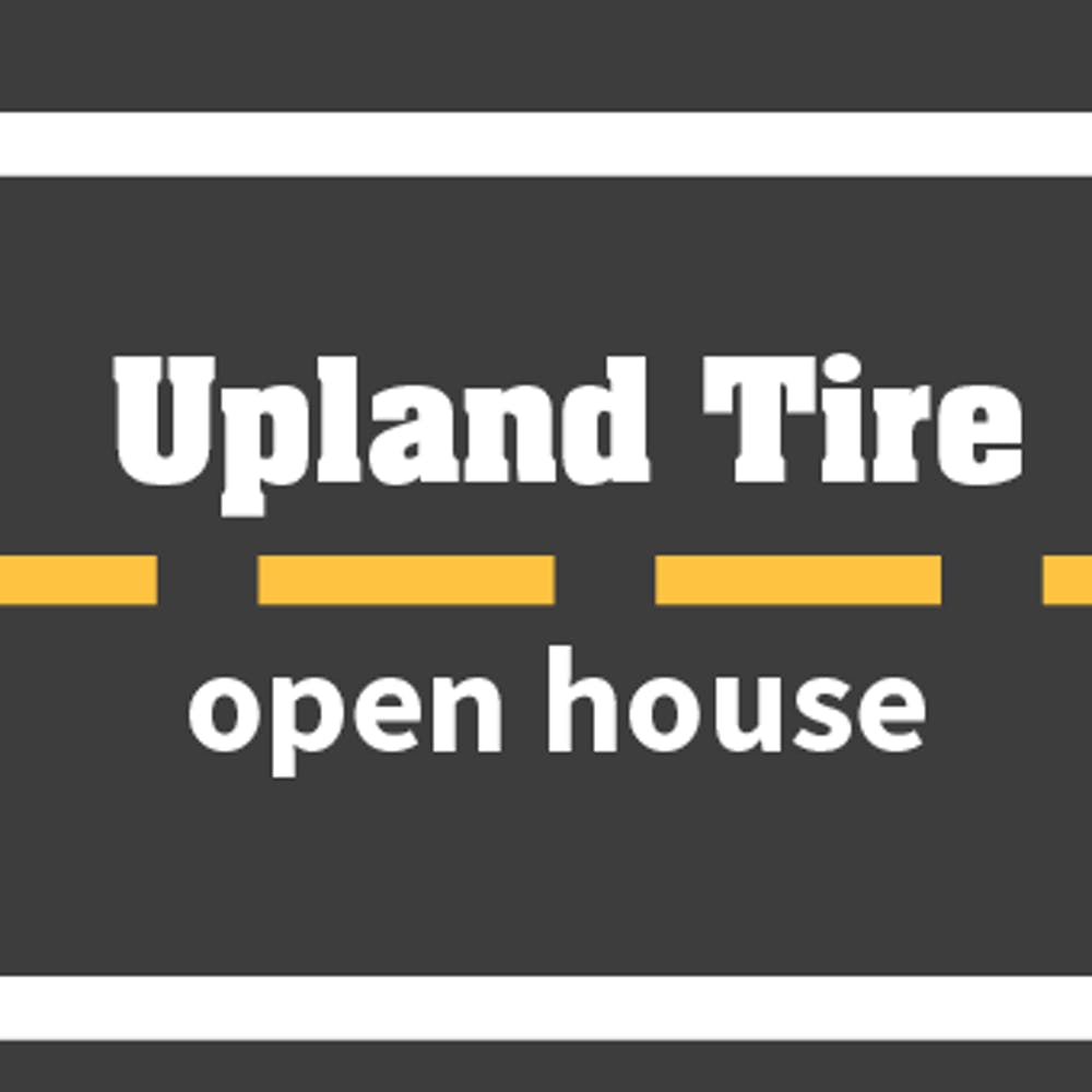 Upland Tire open house