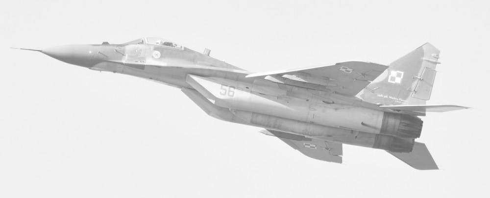 Turkey downs Russian fighter jet