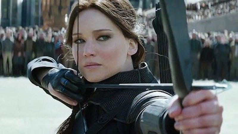 Katniss Everdeen is a good shot. Mockingjay Part 2 is not.