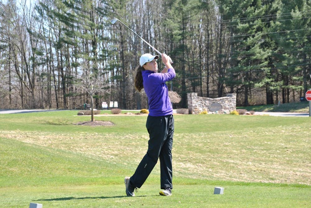 Women's golf claims victory at Rock Hollow