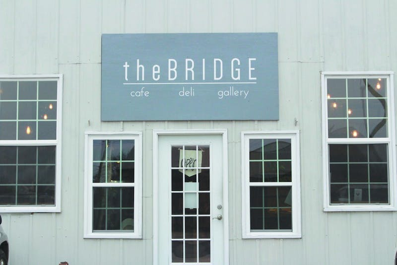 The Bridge is one of the small businesses participating in Small Business Saturday. (Photograph by Ellie Bookmyer)