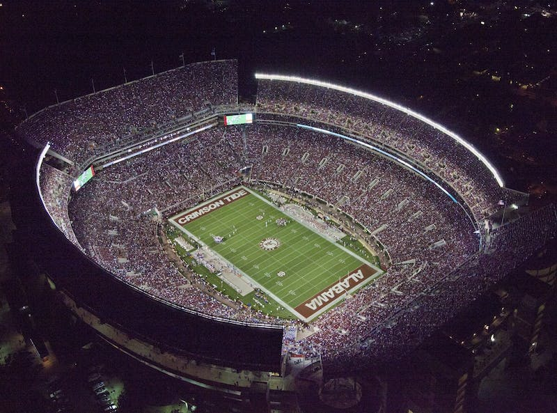 Bryant-Denny Stadium played host to Georgia vs. Alabama last week, one of the biggest games of the season.