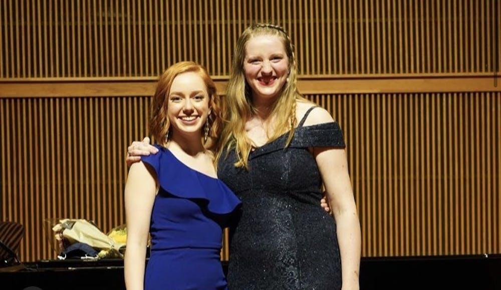 Seniors Give Recital