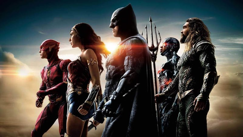 """Zack Snyder's Justice League"" was released on HBO Max on March 18, 2021. (Photo provided by Indulge Express)."