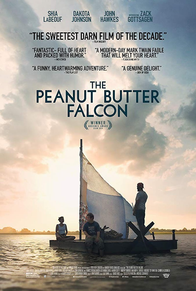 """The Peanut Butter Falcon"" follows two very different people on the run together"