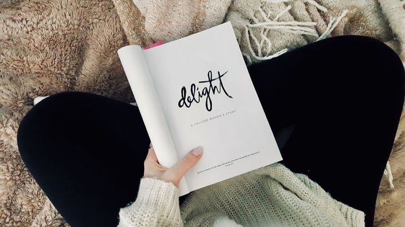 Delight Ministries is studying the book of Acts together.