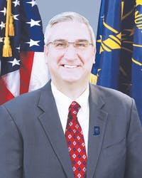 Photograph provided by Alec GrayIndiana governor Eric Holcomb announced on Oct. 22 that first ever cyber battalion would be held in a region southeast of Indianapolis.