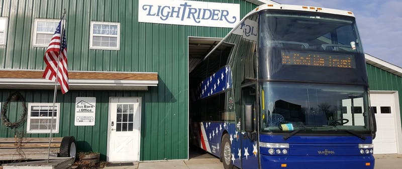 Light Rider Ministries uses its space to serve the local youth.