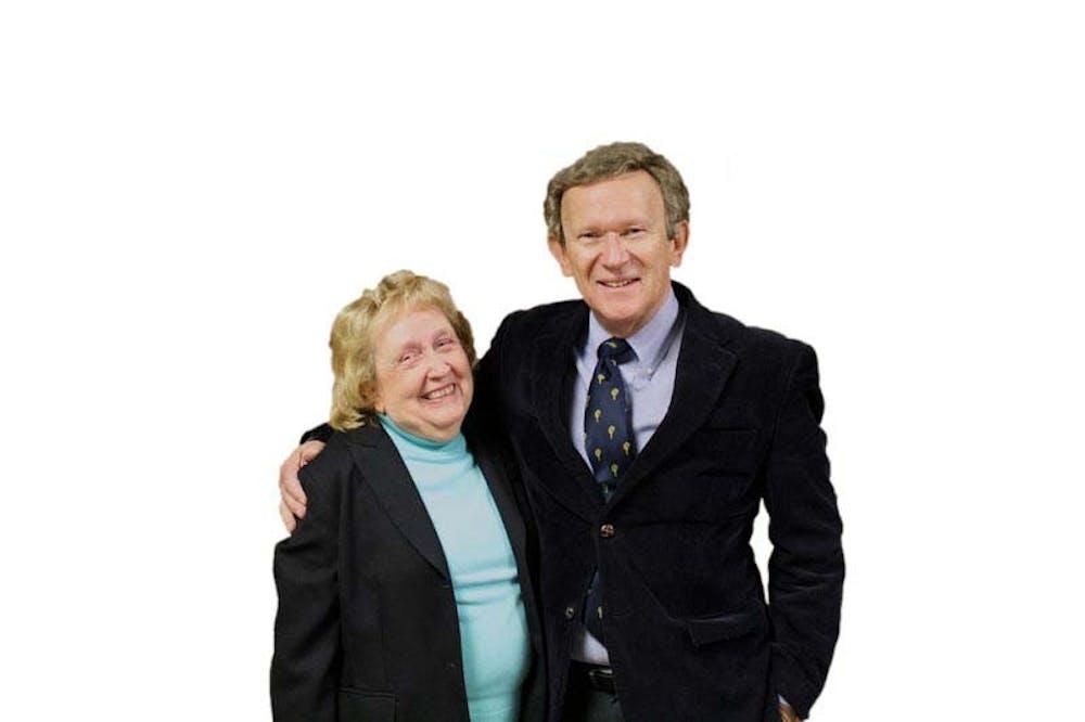 Alan Winquist and Jessica Rousselow-Winquist Retire