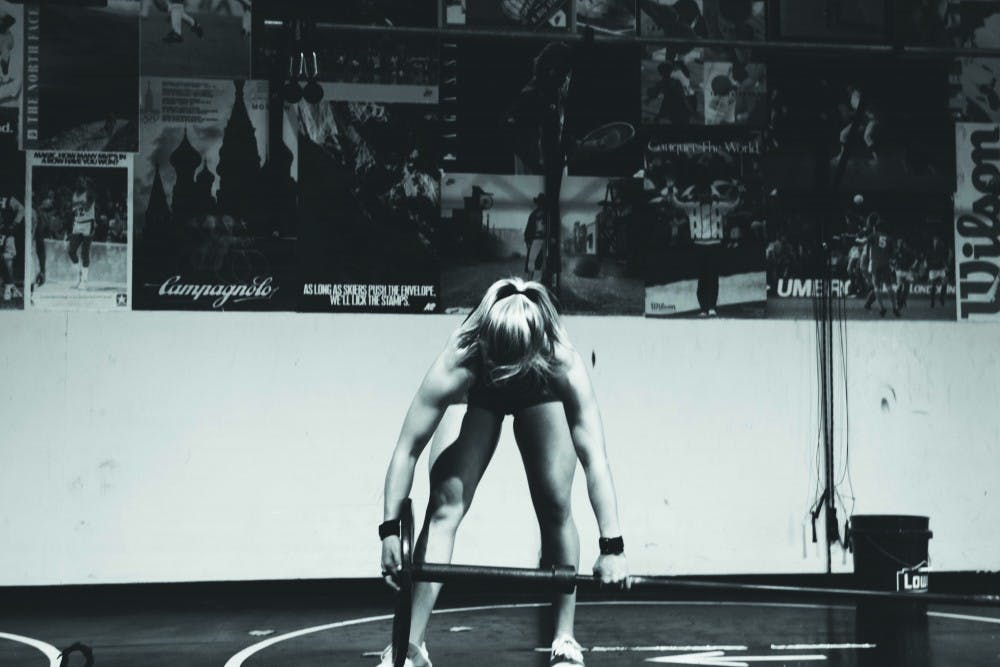 More than just CrossFit: A way to give life