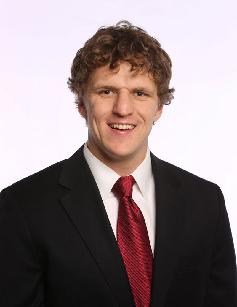 Wilson Alexander, the newest member of the news team