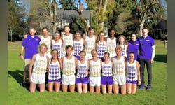 Taylor men's and women's teams placed in the top six