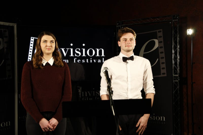 The Envision Film Festival took place virtually on Mar. 12., followed by an award show afterward. (Photo provided Abby McCormic)
