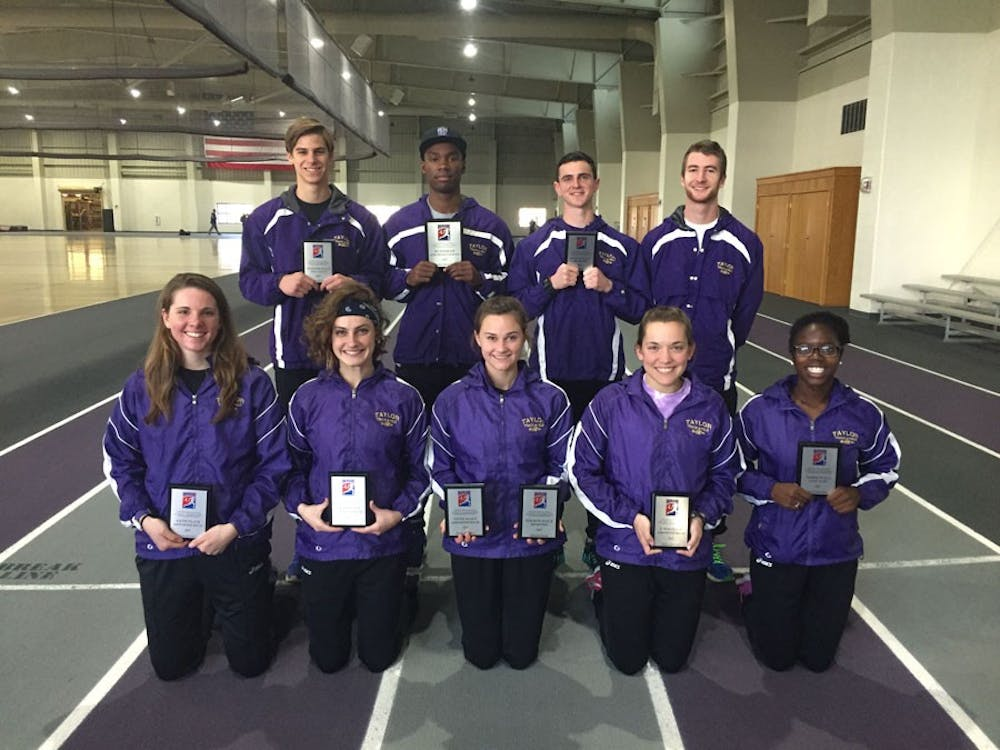 Trojans earn All-American awards at indoor nationals