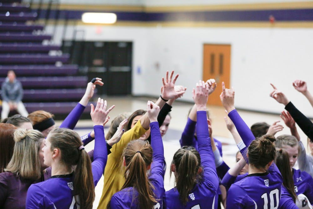 Volleyball heads to Crossroads Quarterfinal