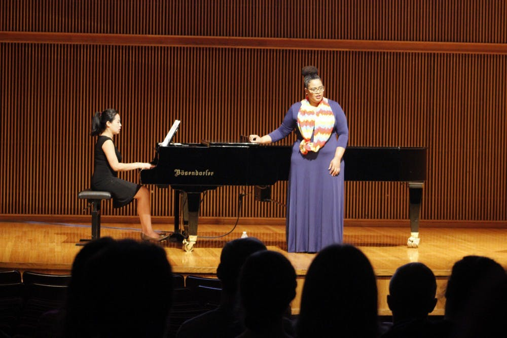 Guest singer shares rich Caribbean culture with students