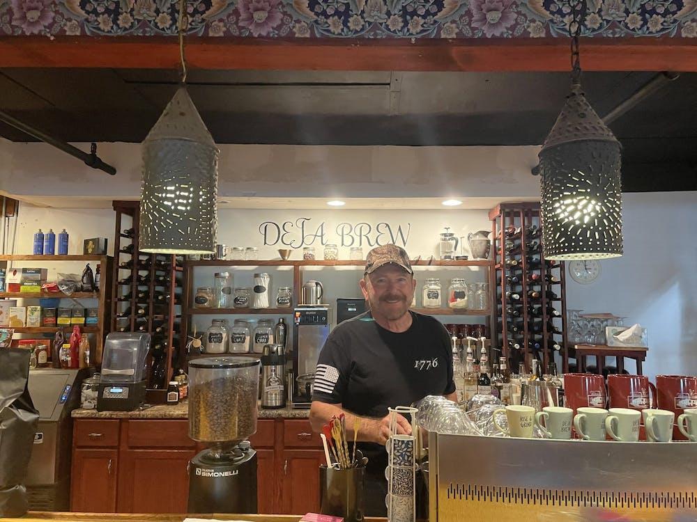 Coffee shop revitalizes Hartford City history