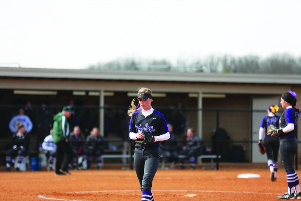 Softball collects two more wins; now holds a four game win streak