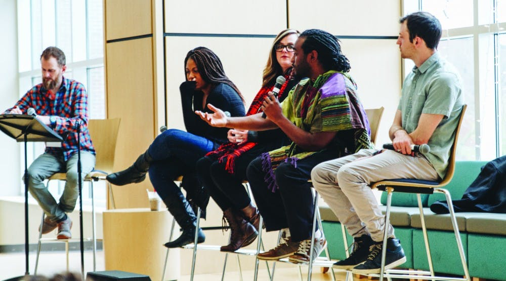 Students 'Gather' to engage in conversation