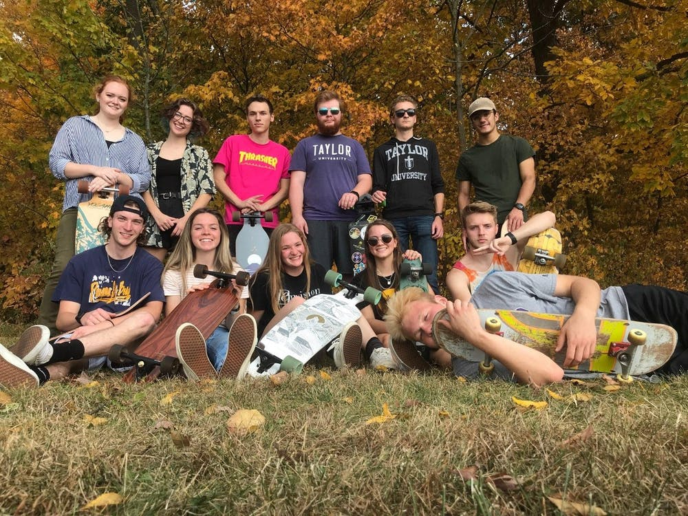 Taylor students look to ride their way through campus