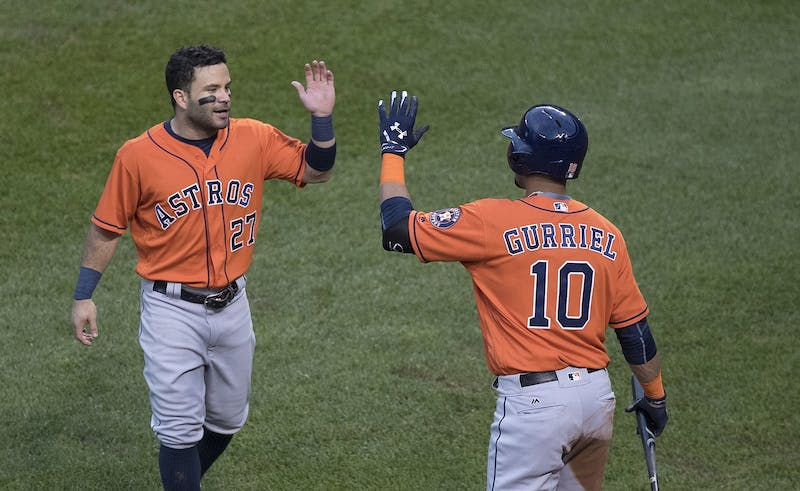 Outroar over Astros' sign-stealing continues into MLB Spring Training