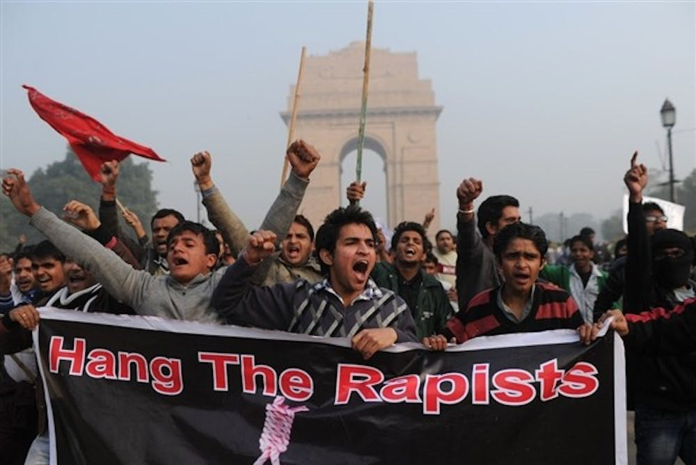 Student Raped In India, Laws Sought To Be Changed