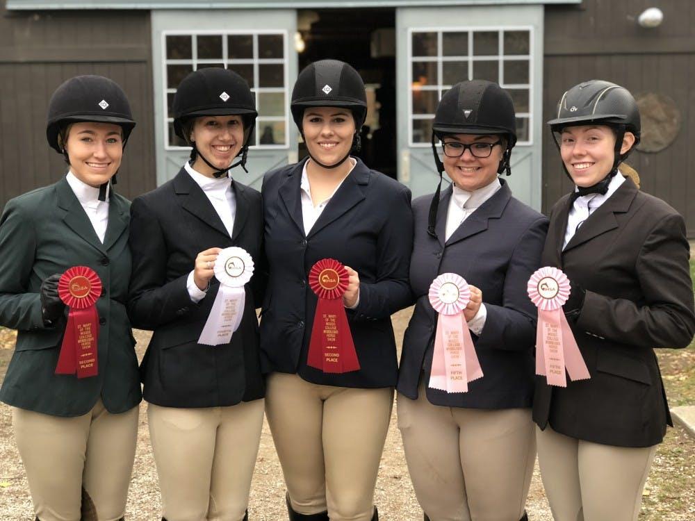 Equestrian Team confidently trots into a new season