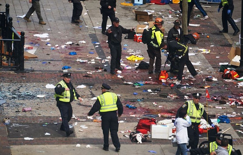 Boston bombs send shockwaves