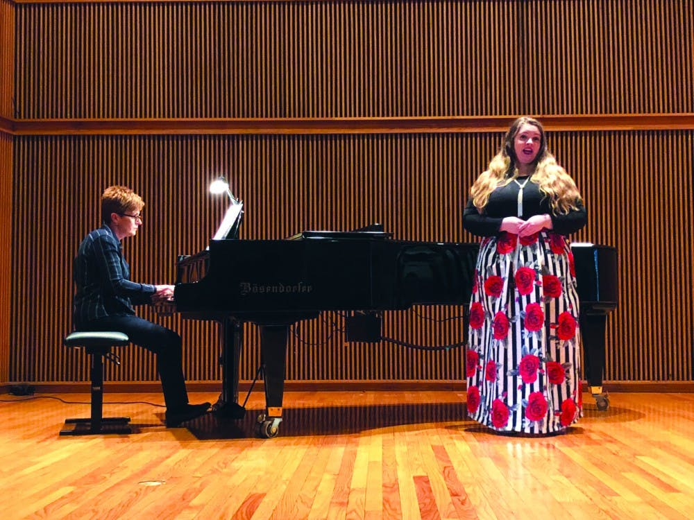 Students showcase their extensive musical skills