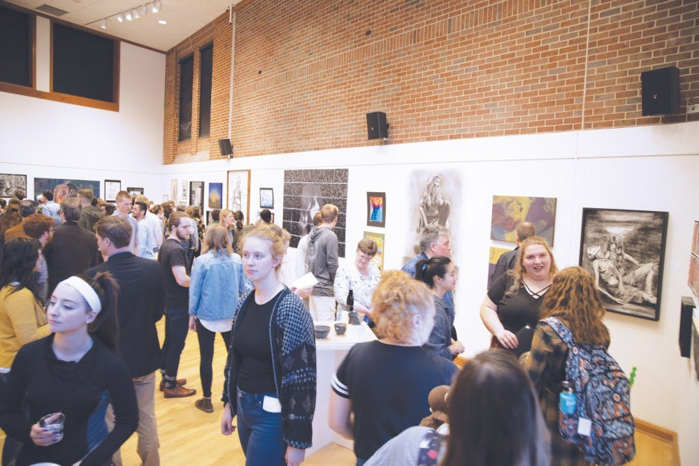 'Metcalf Open' shows student talent