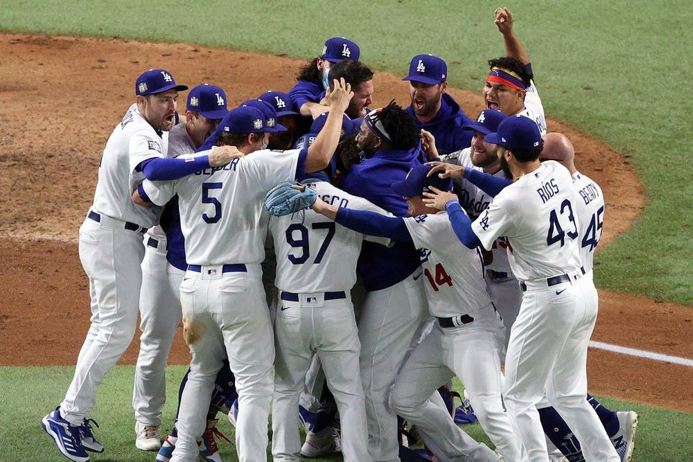 Dodgers break run of disappointing finishes