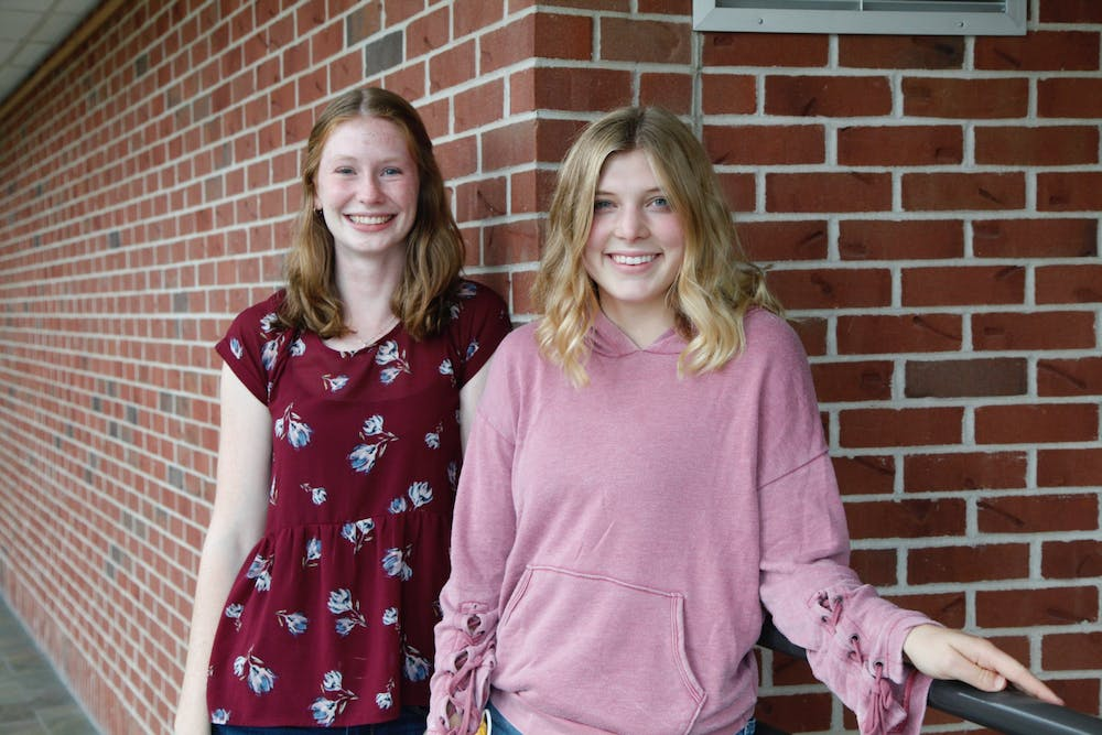 Introducing News co-editors Ellie Tiemens and Ansley Kary