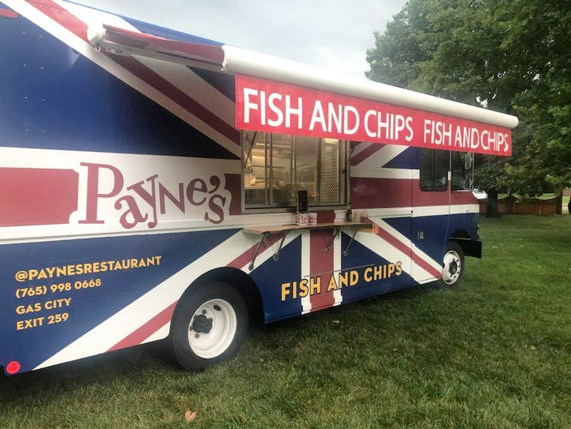 Payne's Restaurant's food truck will be feeding the crowds at the Discover Downtown Marion event this Friday!