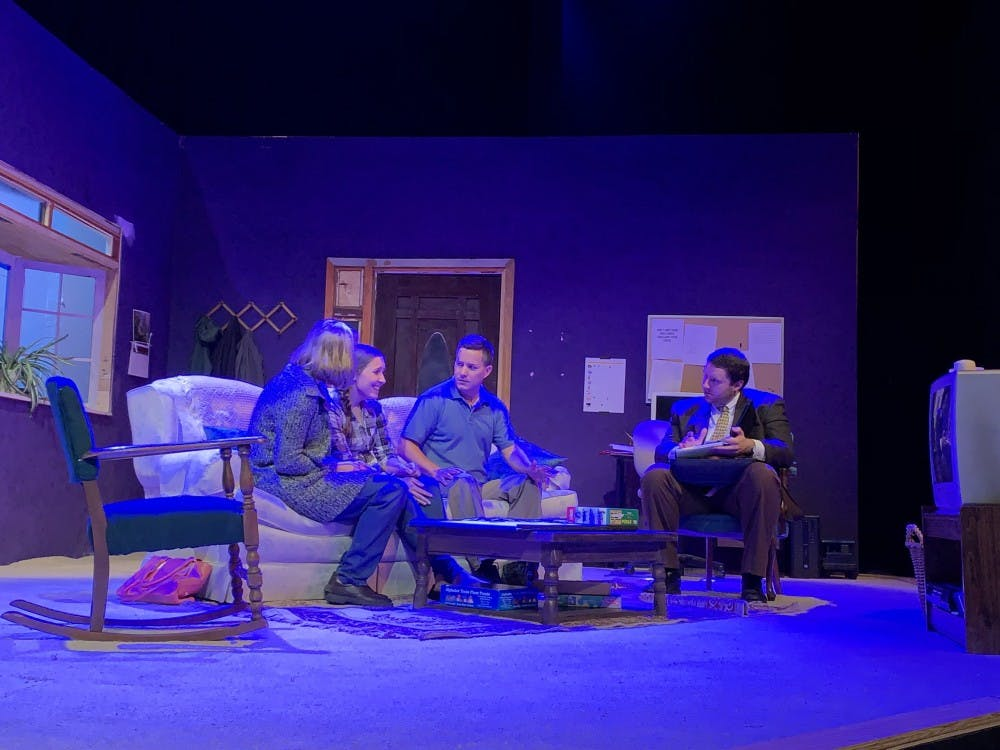 Theatre confronts tough topics in new play